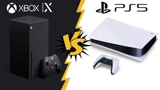Xbox Series X vs Playstation 5 - сравнение и итоги.