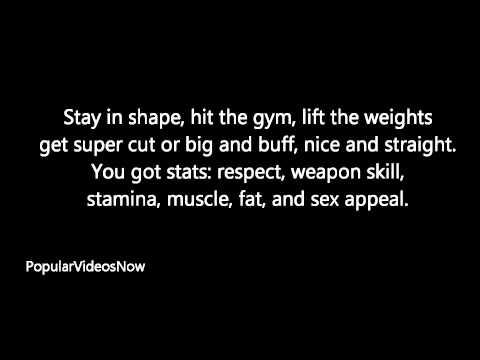 GTA San Andreas theme song with lyrics