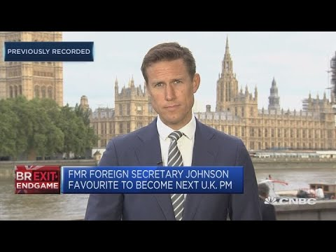 Brexit: The nine candidates hoping to be Britain's next prime minister | Squawk Box Europe