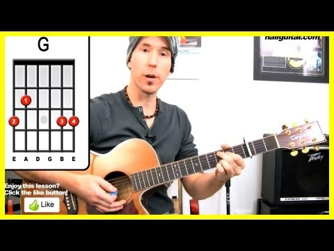 Justin Bieber - As Long As You Love Me - Guitar Lesson - How To Play Acoustic Guitar Tutorial