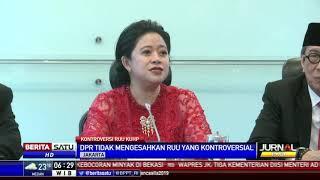 Puan Maharani Akan Evaluasi Kembali RUU yang Diwariskan DPR Sebelumnya