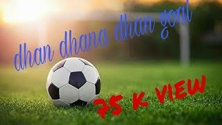 Best football goal and world class finished. Dhan dhana dhan goal- john Abraham is a football champ