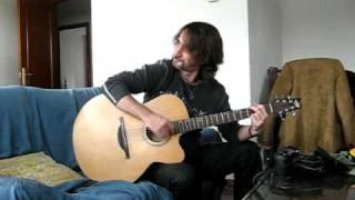 apuesta por el rock and roll cover guitarra acustica