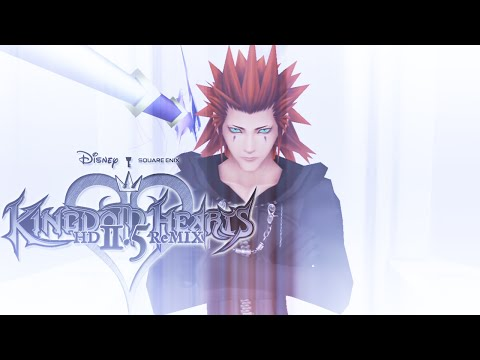 All New Kingdom Hearts 2 Final Mix Cutscenes - Kingdom Hearts HD 2.5 Remix