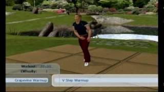 Play Some Schtuff - My Fitness Coach (Wii) - Part 2 of 3