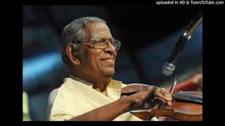 ms gopalakrishnan telisi rama cintanato purnacandrika adi thyagaraja violin