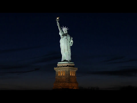 New York Circle Line Harbor Cruise in 4K