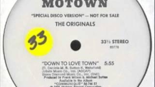 Play Down To Love Town (Dim's Secret Re-edit)