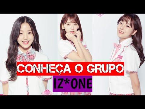 CONHEÇA O GRUPO IZ*ONE (PRODUCE 48)