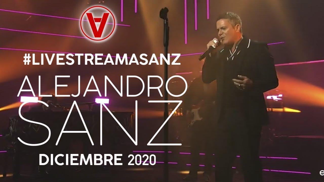 Download Alejandro Sanz | Concierto Mundial Virtual | Live Stream 2020