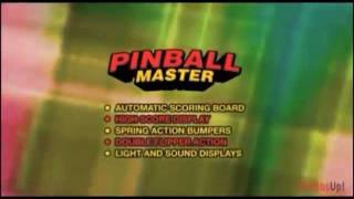 Pinball Master - Mini Pinball Machine
