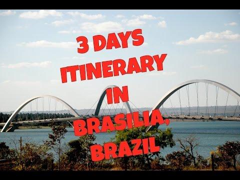 WHAT TO DO IN BRASILIA, BRAZIL