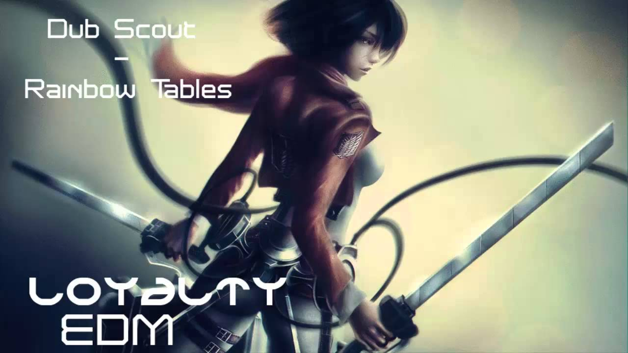 【Electro】Dub Scout - Rainbow Tables [Free Download]