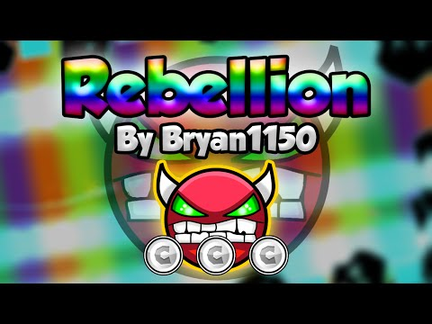 Geometry Dash [2.0] (Demon) - Rebellion by Bryan1150 - GuitarHeroStyles
