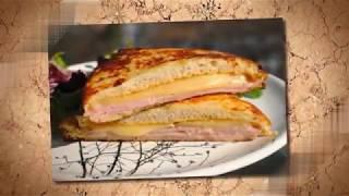 """Готовим сэндвич """"Монте-Кристо"""". Вкусный рецепт сэндвича. Лучшее на перекус. Приготовь Сам легко!"""
