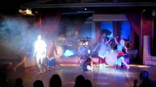 Тесей и Минотавр(Остров КРИТ. Анаполис Паллас. Вечер Критской музыки и танца. 21октября 2010года., 2010-10-26T05:52:08.000Z)