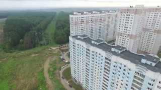 Новая Трехгорка(Съемка видео с квадрокоптера DJI Phantom 3 Professional, без обработки., 2015-07-21T05:57:21.000Z)
