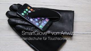Artwizz SmartGlove® - selbst TouchID funktioniert!