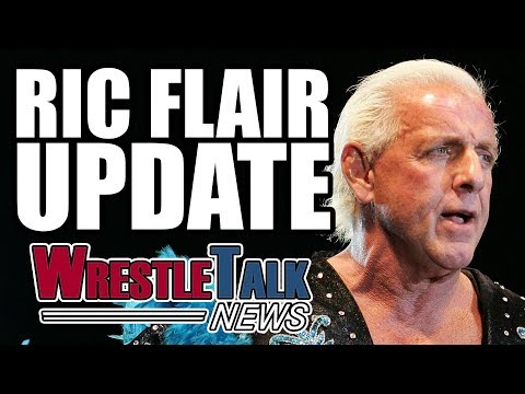 Chris Jericho WWE Status REVEALED! Ric Flair Health Update | WrestleTalk News Aug. 2017