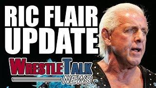 Chris Jericho WWE Status REVEALED! Ric Flair Health Update | WrestleTalk News Aug. 2017