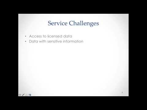 ALISE Xchange: Ethics in Library Research Data Services