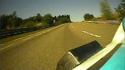 Chimay 2010 Sidecar post classic GT750 Part1.wmv