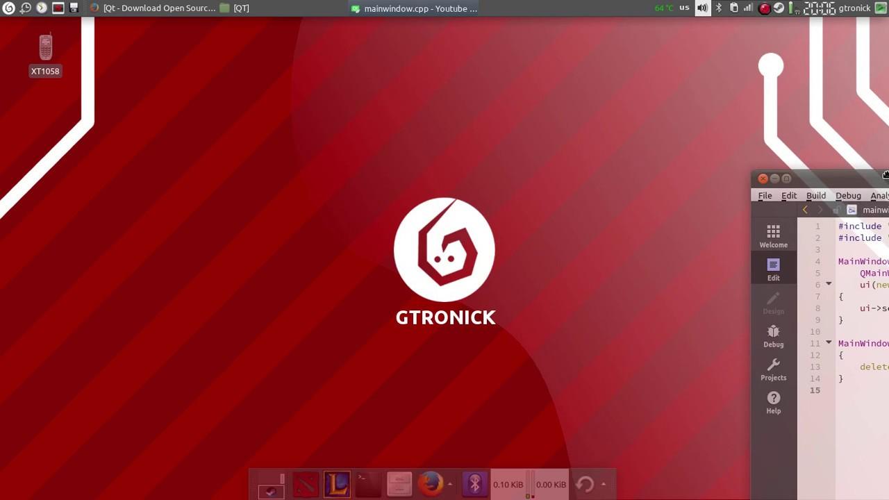 Cómo instalar QT5 en Linux
