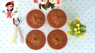 Çikolatalı Mousse Tarifi - Kevserin Mutfağı Yemek Tarifleri