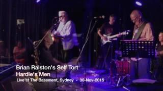 Brian Ralston's Self Tort   HARDIE'S MEN   The Basement   30 Nov 2015 PROMO 1280x720 H264