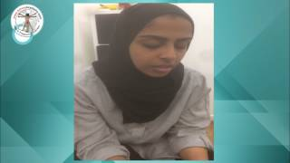 Arabic Girl Cut her Finger - ANF THERAPY