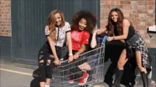 Little Mix and Their Childish Antics