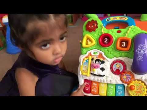 vtech sit learn baby walker from toys r us and walmart youtube. Black Bedroom Furniture Sets. Home Design Ideas