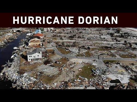 Hurricane Dorian batters Bahamas, moves towards the US