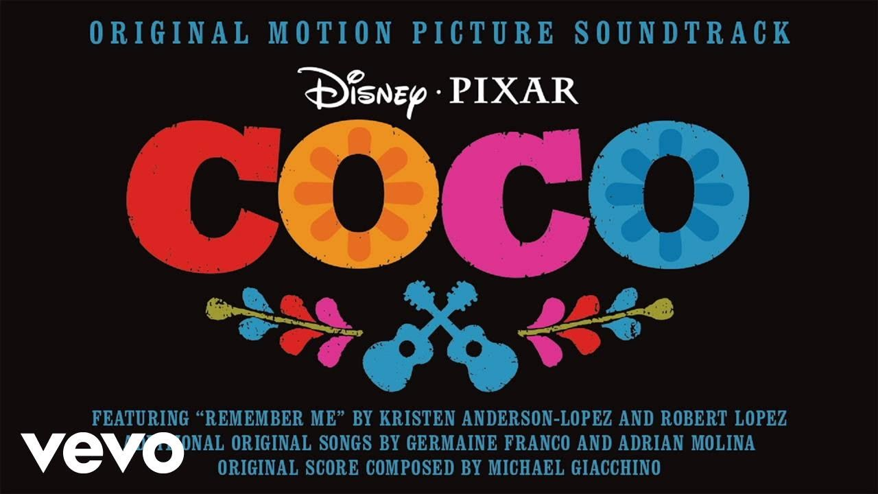 "Alanna Ubach, Antonio Sol – La Llorona (From ""Coco""/Audio Only)"
