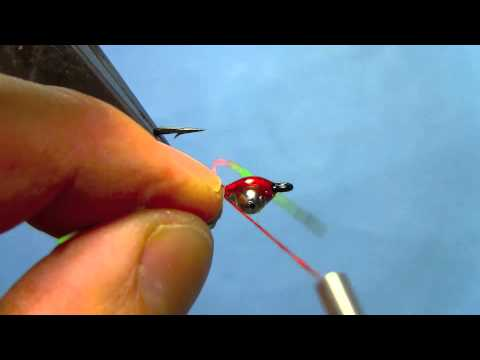 Tying Bonefish Flies  Bonefish Bitters