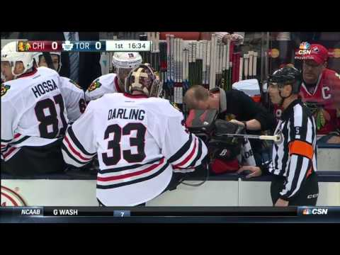 Chicago Blackhawks VS Toronto Maple Leafs 15-01-2016  FULL