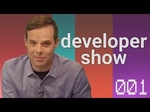 The Developer Show Ep 001 (From getting started on Android to great new Udacity courses)