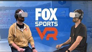 Go Bros // Fox Sports VR Review // Oculus Go