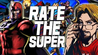 RATE THE SUPER: Ultimate Marvel Vs. Capcom 3