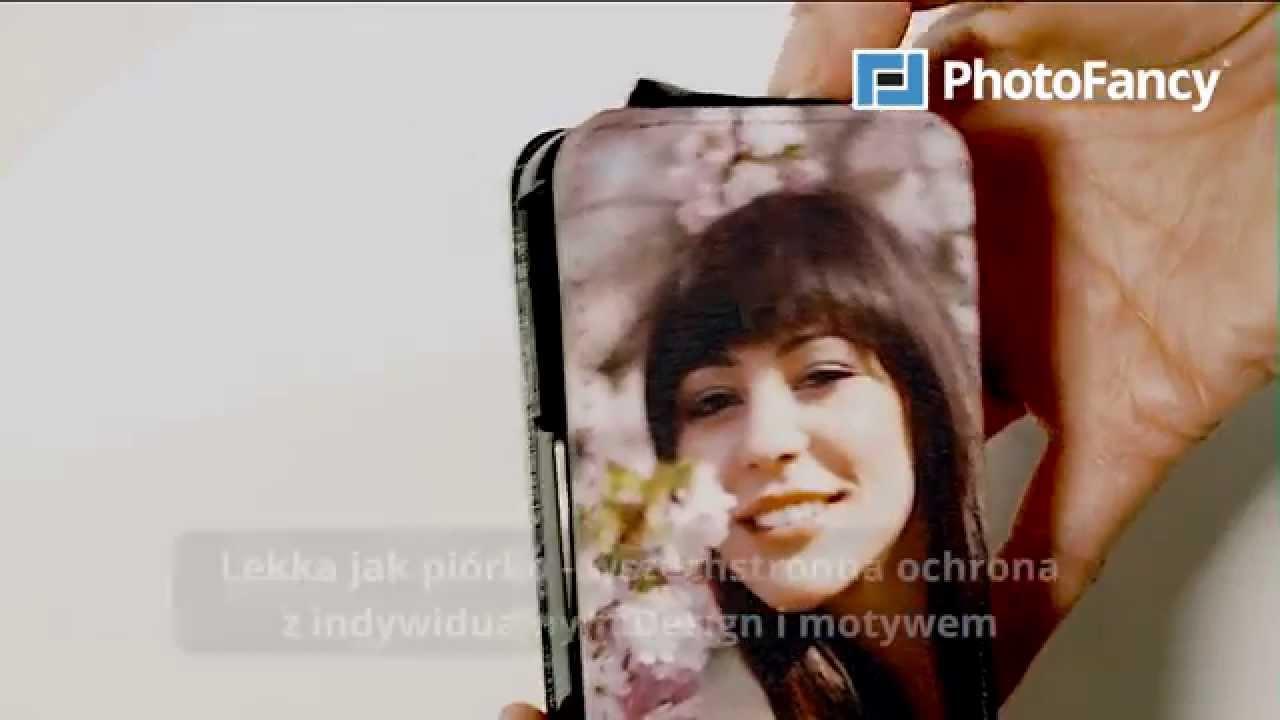 Photofancy Etui Na Telefon Ze Zdjeciem Youtube