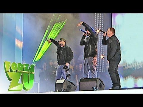 B.U.G. Mafia - In Anii Ce Au Trecut (Live la Forza ZU 2016)