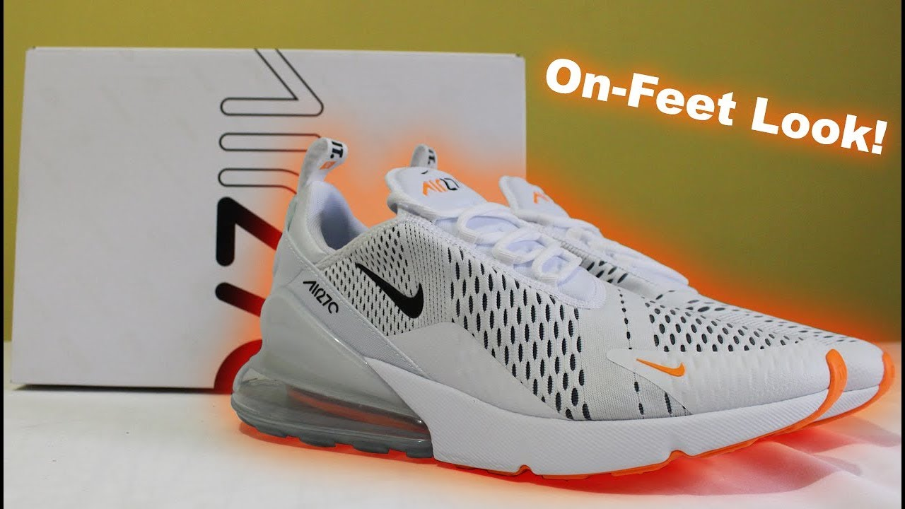 reputable site 1598d 1165e Unboxing Air Max 270