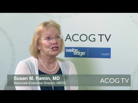 Susan Ramin, MD, on ABOG's Maintenance of Certification Program