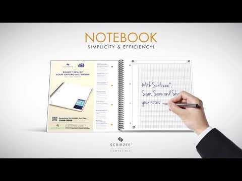 Oxford International Notebook - Simplicity & efficiency!