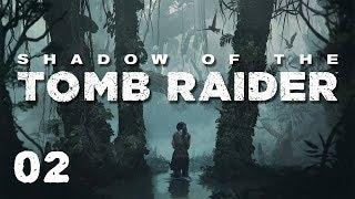 """Shadow of the Tomb Raider """"Awaryjne Lądowanie"""" #2"""