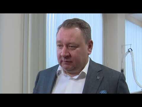 Михаил Токарев осмотрел новое оборудование в поликлинике №3