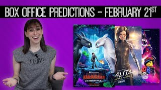 How to Train Your Dragon 3 Box Office Predictions