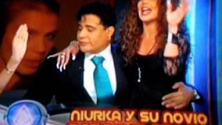 CAROLINA SANDOVAL PUSO EN SU LUGAR A NIURKA EN LA TIJERA PARTE 1-2
