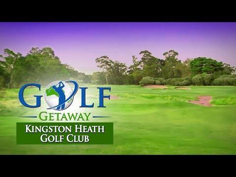 Golf Getaway at Kingston Heath Golf Club | One of the Premier Golf Clubs in Australia