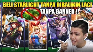 BORONG STARLIGHT TANPA UANG ATAU DIBALIKIN DIAMOND - Mobile Legend Bang Bang